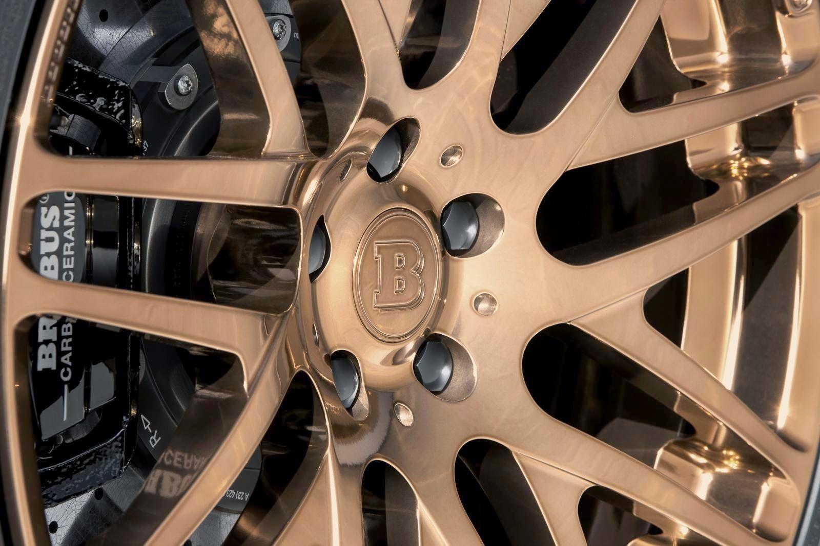 brabus ceramic brakes