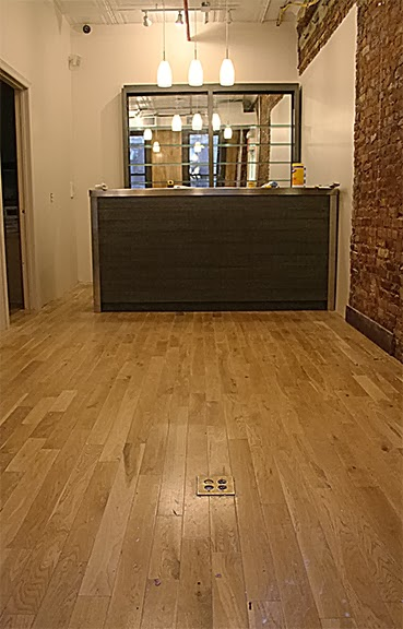 Commercial Hardwood Floor Refinishing, NYC