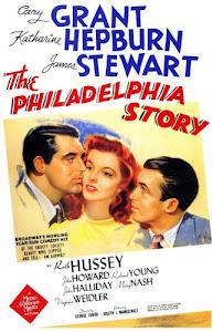 The Philadelphia Story Poster