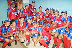 Nueva Selecion de Sofbol Femenino