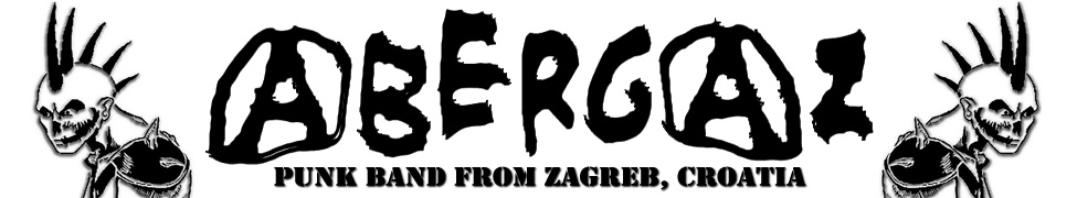 Abergaz (Punk band from Zagreb, Croatia)