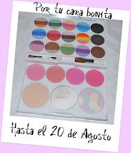 Sorteo Blog Por Tu Cara Bonita