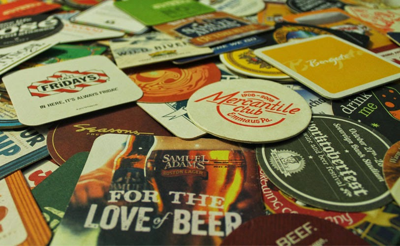 My Growing Coaster Collection: Photo by Lisa DeAngelo