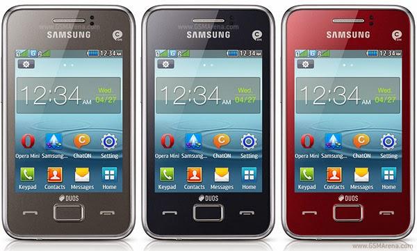 Harga Dan Spesifikasi Samsung Rex 80 S5222R
