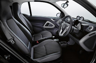 Smart ForTwo Edition21 Coupé (2013) Interior