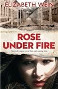 Rose Under Fire UK cover