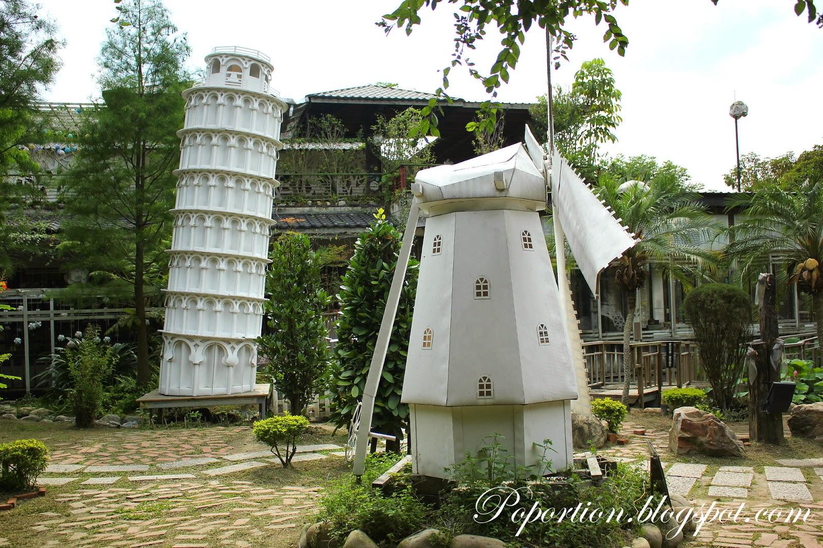 pisa tower model