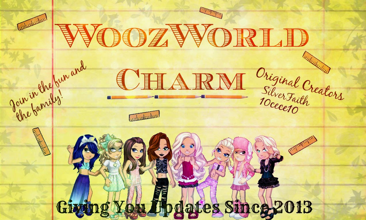 WoozWorld Charm|Join In The Fun and The Family