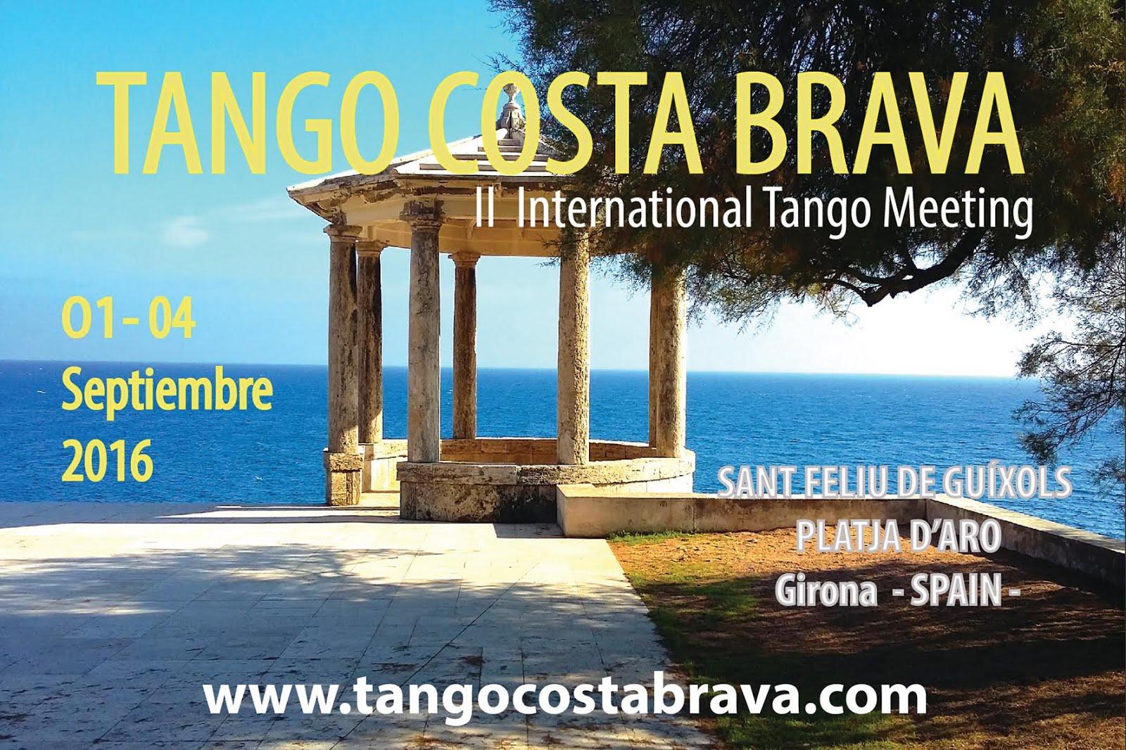 Unsere Tangoreise an die Costa Brava vom 30.Aug bis 5.Sept 2016 (mehr Infos bald hier)
