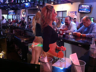 BBQ Barbecue Barbeque Bar-B-Q Bar-B-Que Frisco DFW Texas Panties Bikini Breastaurant