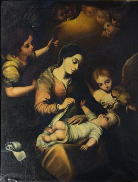 Virgen de la FajaS.XVII