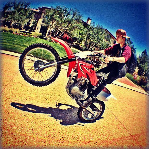 Justin Bieber el radical
