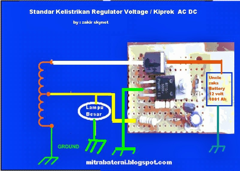 Auto Voltage Regulator Circuit Diagram Generator besides Lm317 With Outboard Current Boost further Variable Voltage Power Supply as well 12v Voltage Resistor in addition Buy 12 VOLT REGULATOR WITH LOW VOLTAGE DISCONNECT. on dc voltage stabilizer diagram