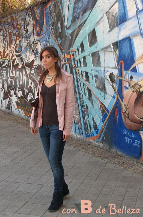 Sneakers clon Isabel Marant