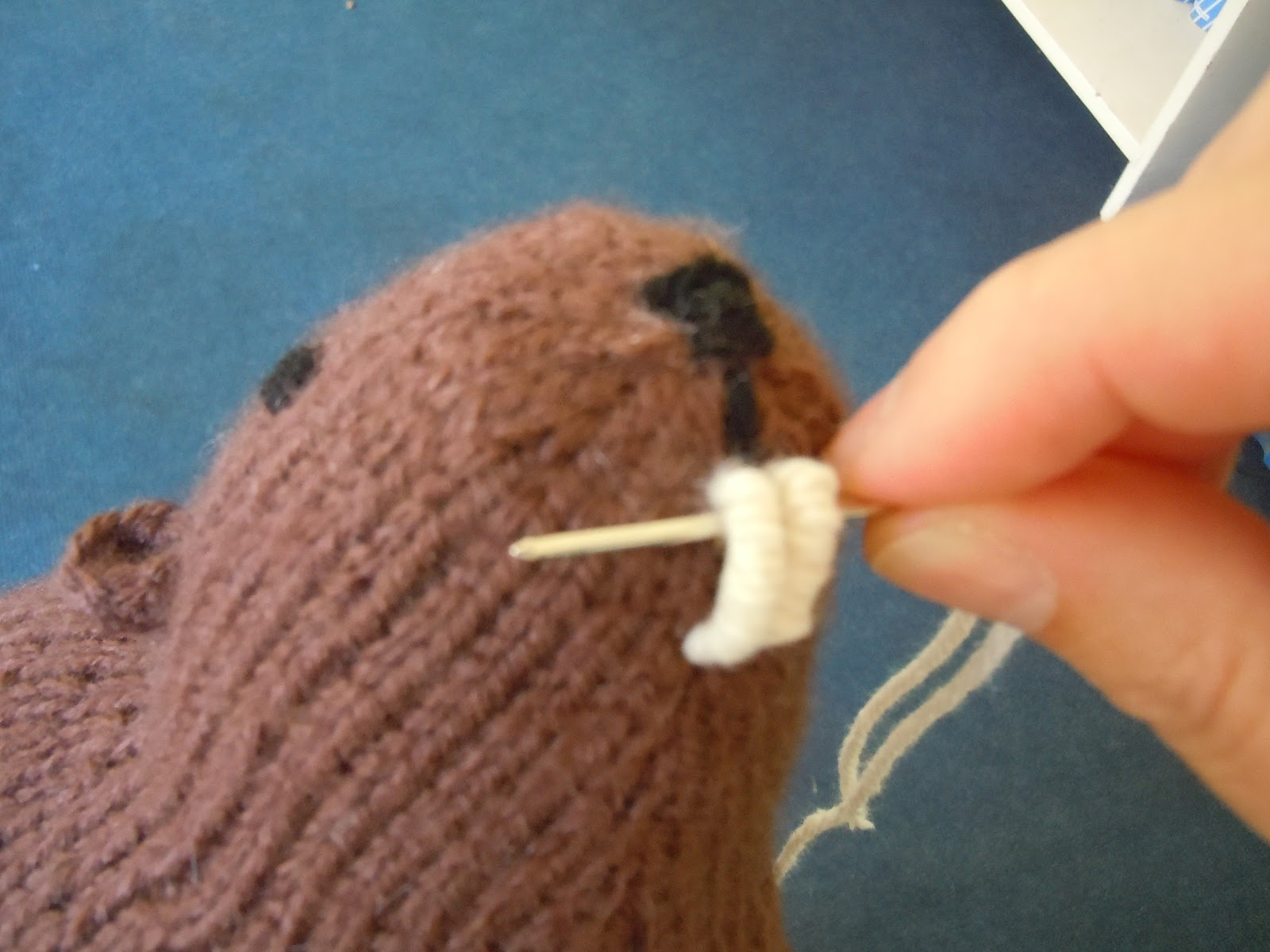A Beaver's Teeth Rabbit Hole Knits: Bea...