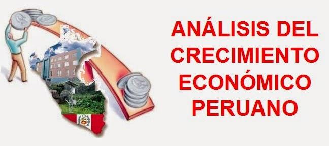 Análisis del Crecimiento Económico Peruano