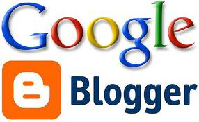 Image of Google and Blogger.