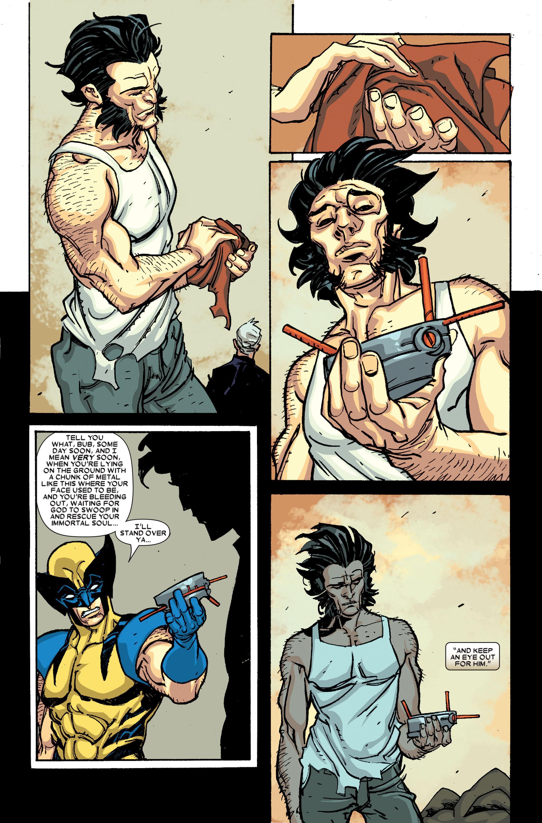Wolverine: Weapon X #16 #16 - English 21