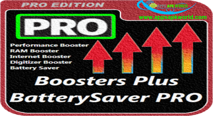 BOOSTERS PLUS BATTERYSAVER PRO PATCHED APK