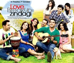 Love Breakups Zindagi (2011 - movie_langauge) - Dia Mirza, Zayed Khan, Cyrus Sahukar, Tisca Chopra, Satyadeep Mishra, Vaibhav Talwar, Auritra Ghosh, Umang, Farida Jalal, Pallavi Sharda, Soni Razdan