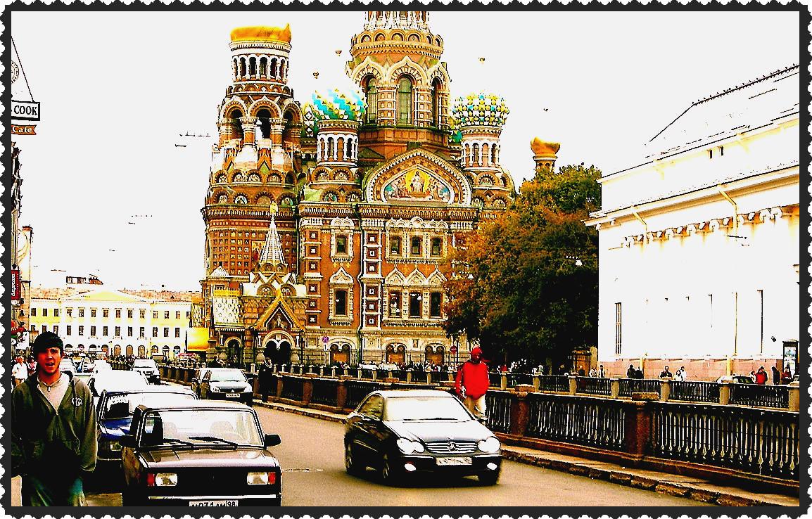 <b>St. Petersburg, Russia</b>