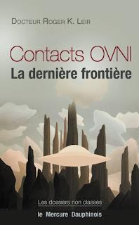 """Un nouveau livre du Dr Leir : """"Contacts OVNI. La dernière frontière"""" Couv%2Blivre%2BLeir"""