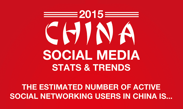 2015 China Social Media Stats And Trends
