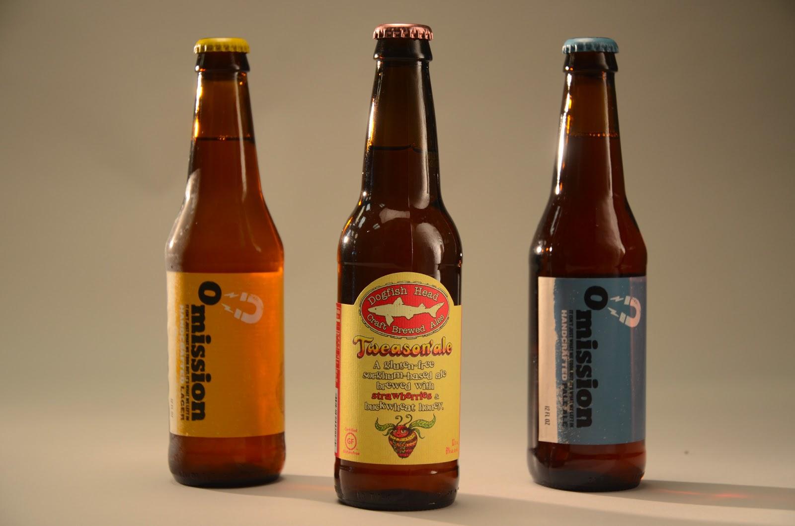 Gluten free beers keep beer lovers smiling for Beer craft rohnert park
