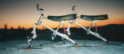 The Skibike Shop Skibike Manufacturers