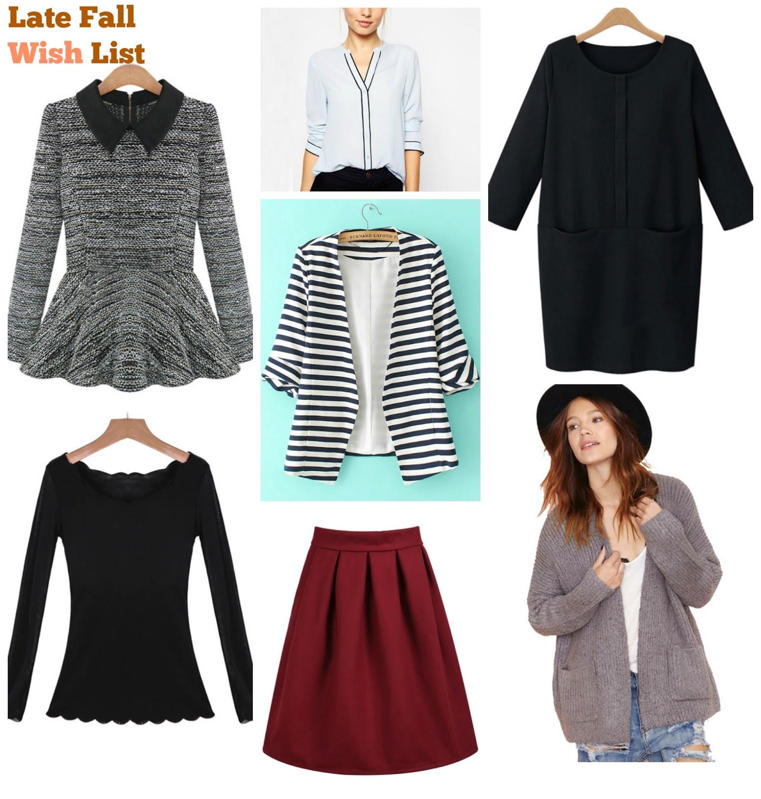 Peplum Sweater, Black Shift dress for Inverted triangle, Burgundy Skirt, Cozy Sweater