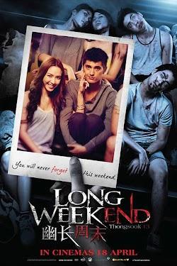 Kỳ Nghỉ Tai Ương - Long Weekend (2013) Poster