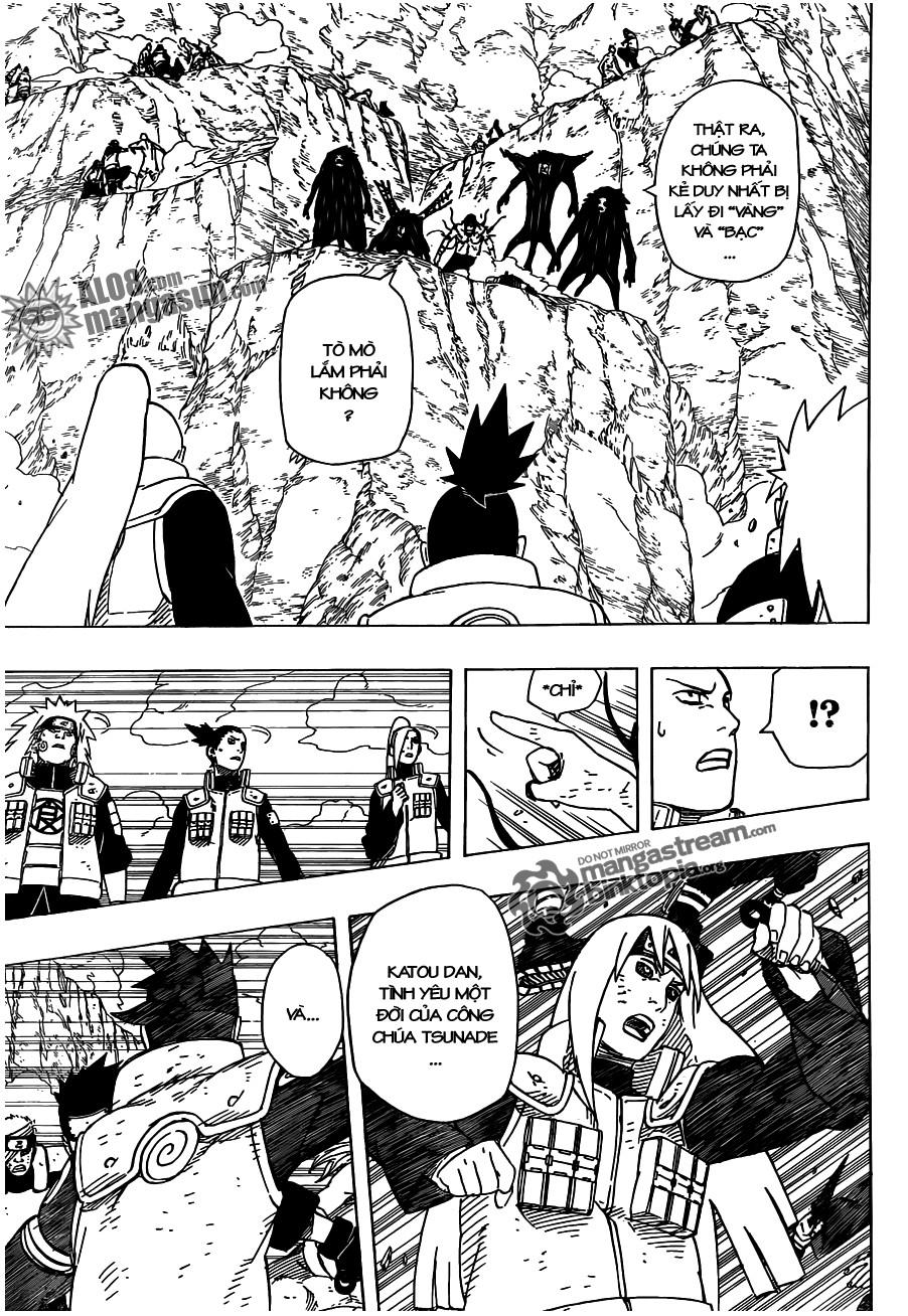 Naruto chap 530 Trang 5 - Mangak.info