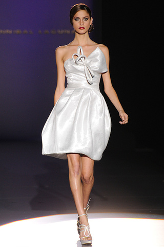 Hannibal Laguna - Cibeles Madrid Fashion Week - Prim / Sommer 2012 - 2 -