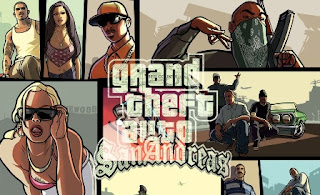 GTA San Andreas PC Games Compressed