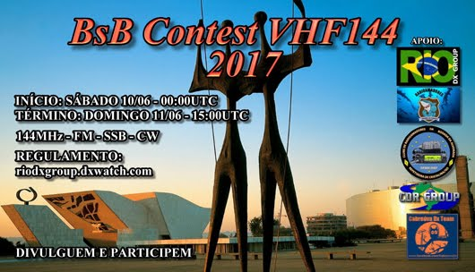 BsB Contest VHF144 - 2017