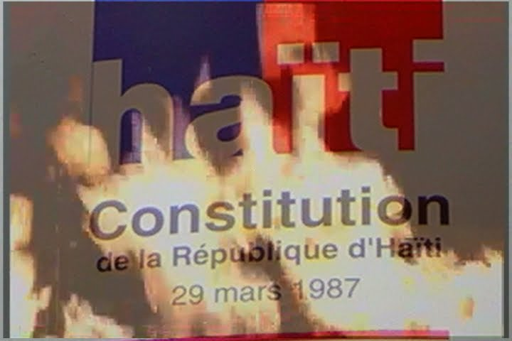 Image result for haitian constitution