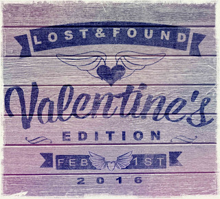 Lost and Found Valentine's Edition, Feb. 1, 2016