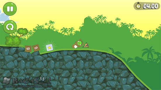 Bad Piggies 1.2.0 for PC Full Crack 4