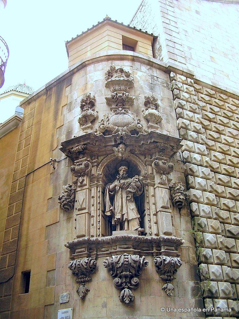 iglesia belen barcelona