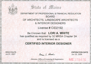 Interior Decorating Certification Interior Decorating Certification  Interior Design Registration