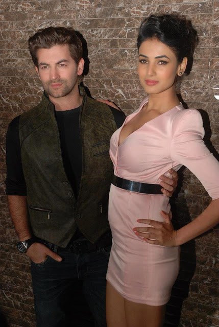 Neil Nitin Mukesh Kisses  30 lip-lock scenes with  Sonal Chauhan from upcoming movie