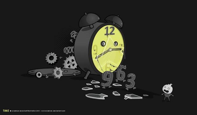 Thói quen đi trễ