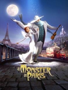 Um Monstro em Paris – Legendado