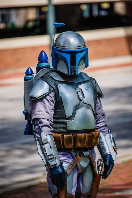 Jango Fett - the best bounty hunter in the galaxy