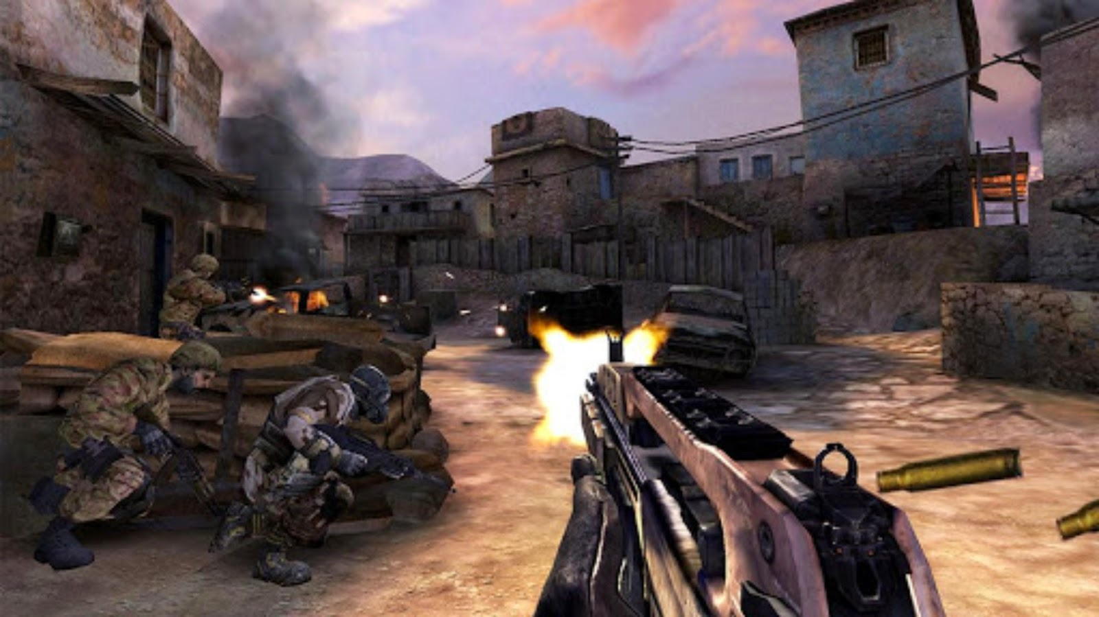 call of duty free download for android