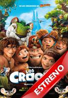 Ver Los Croods: Una aventura prehistórica 2013 Online Gratis