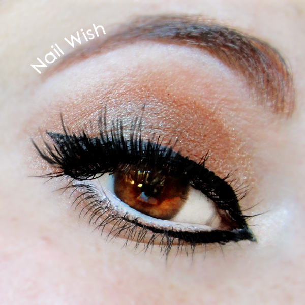 Nail Wish: Poke Makeup Challenge #1: Eevee