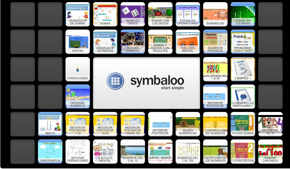 http://www.symbaloo.com/mix/numeracion2