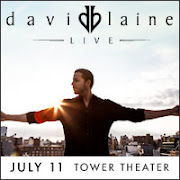 David Blaine ~ July 11