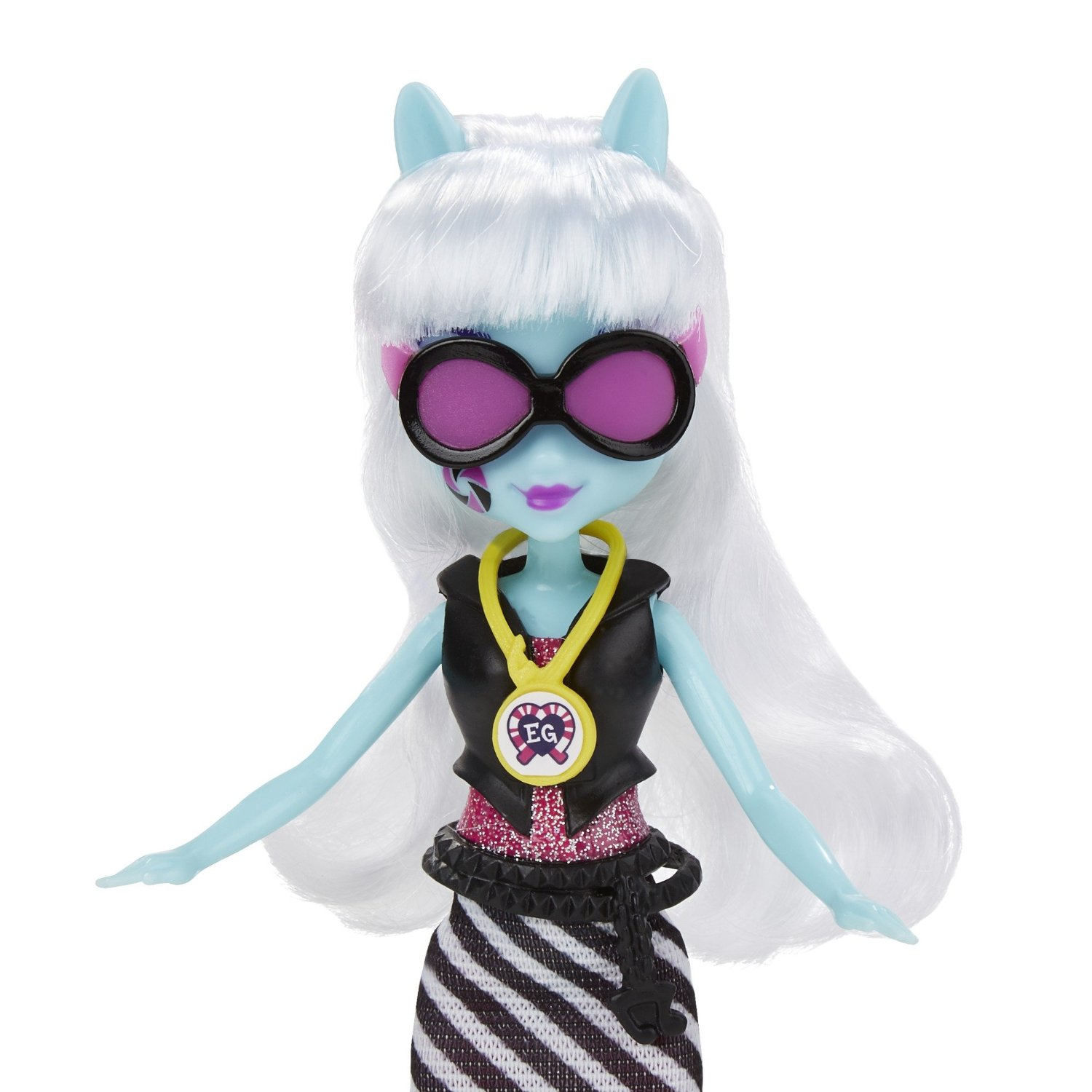 mlp equestria games dj pon 3 necklaces